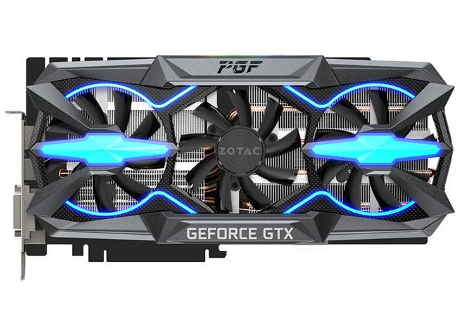 ZOTAC GeForce GTX 1080 Ti PGF Edition 600 02