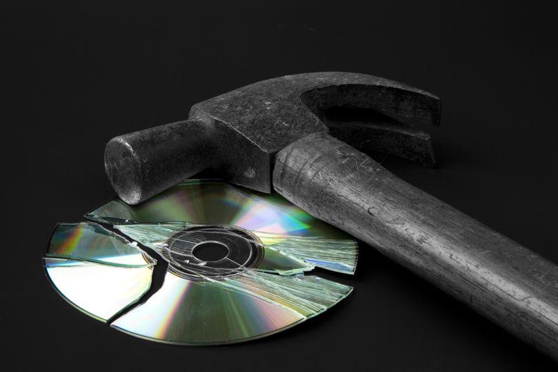 disc hammer 600