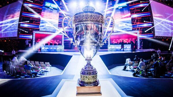 esport trophy ESL 600