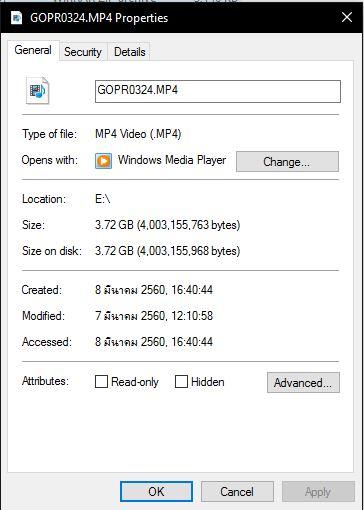 file detail