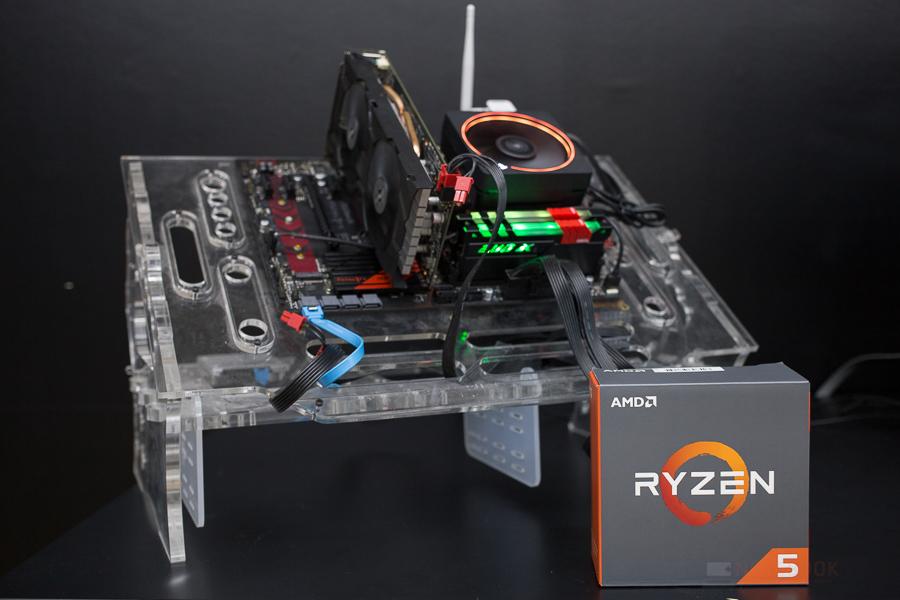 AMD Ryzen 5-43
