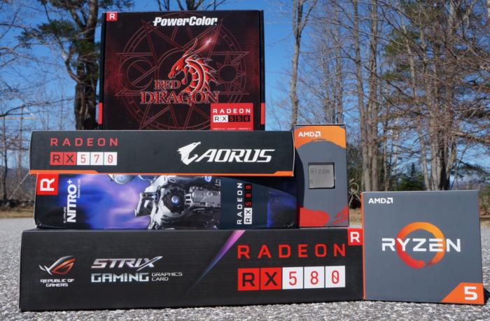 AMD new collection 600