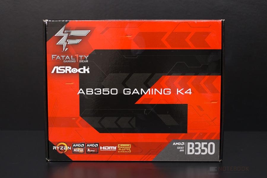 ASRock AB350 Gaming K4-1