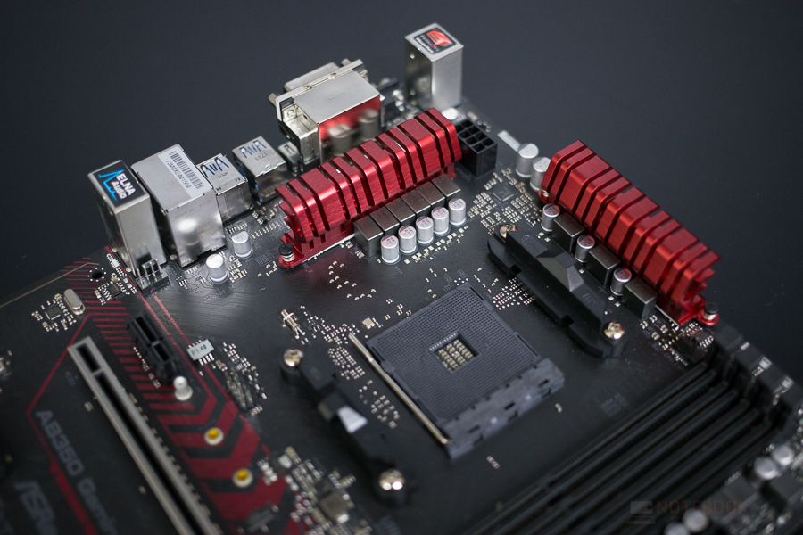 ASRock AB350 Gaming K4-10