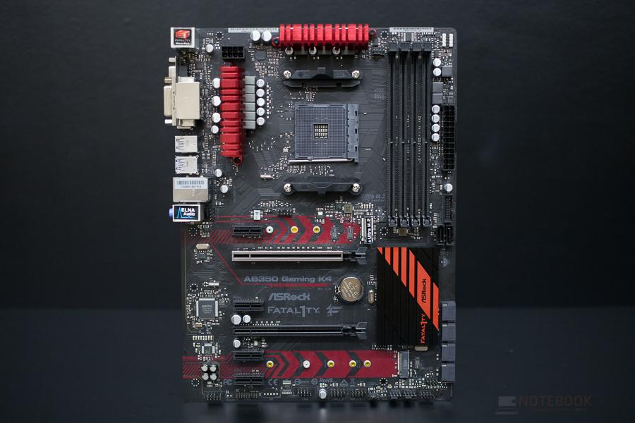 ASRock AB350 Gaming K4-5