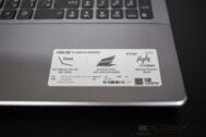 ASUS K550IU AMD Notebook Review 11