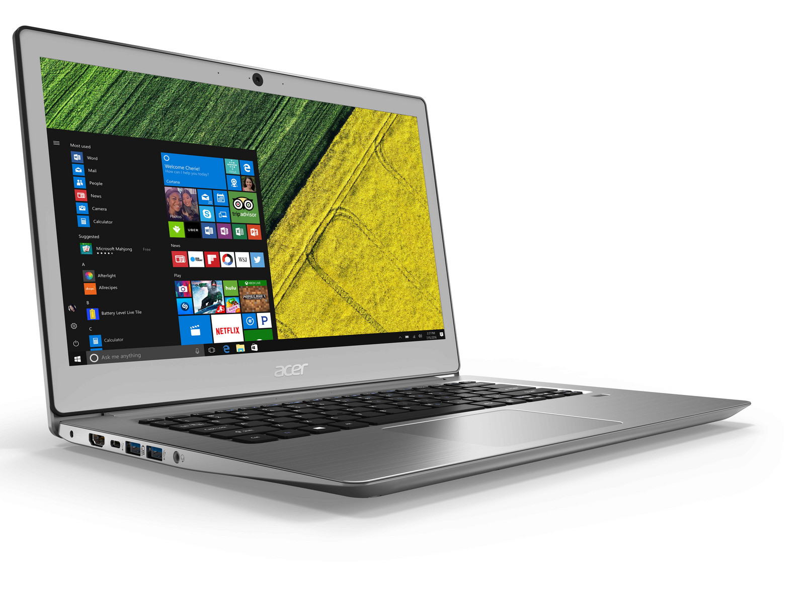 Acer Ultra-slim Swift 1 and 3(Swift 3 SE) 600