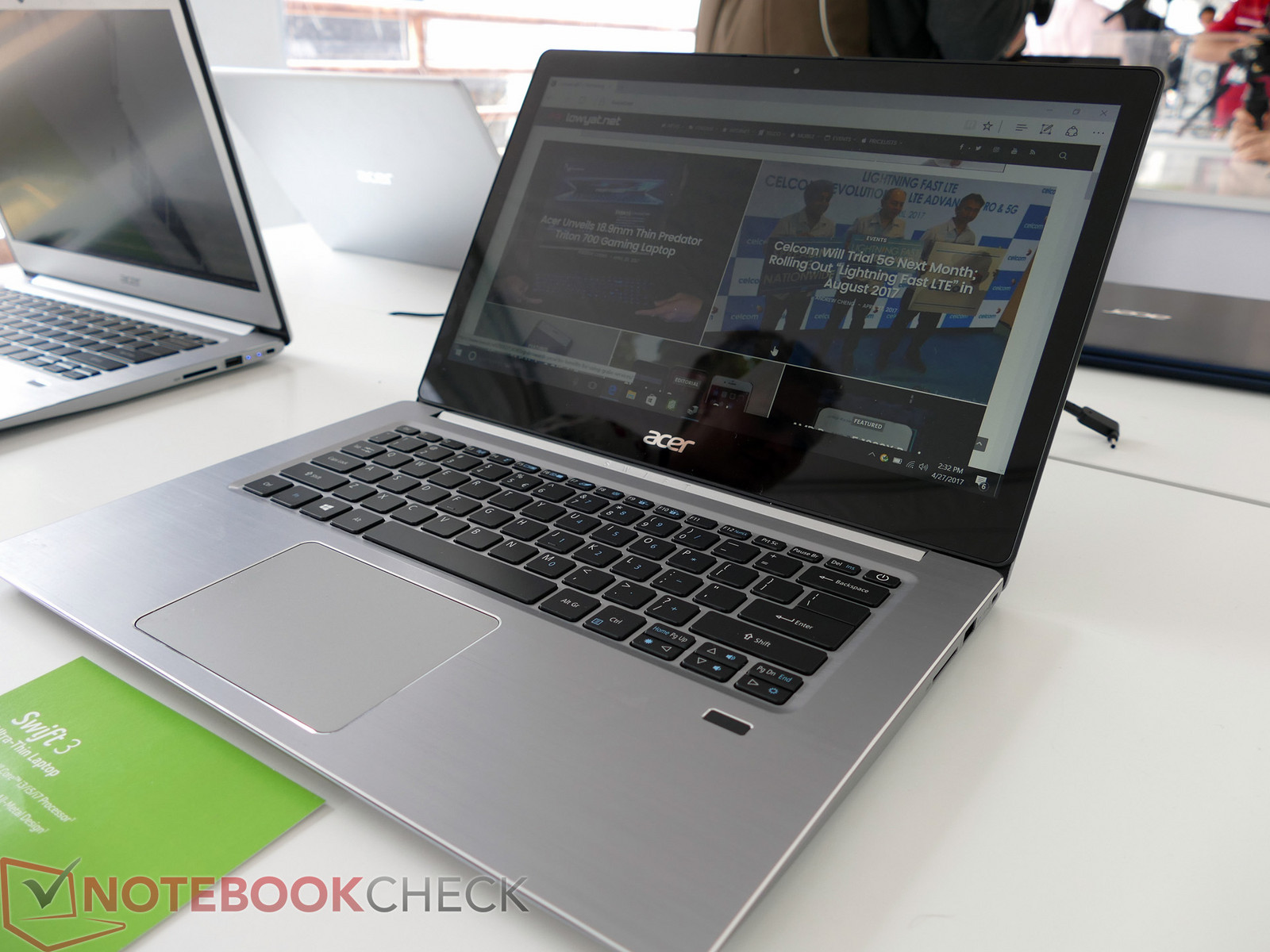 Acer Ultra-slim Swift 3 600 03