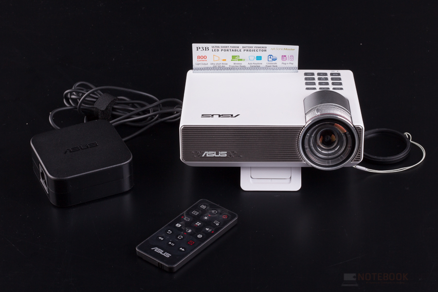 Asus P3B LED Portable Projector-22