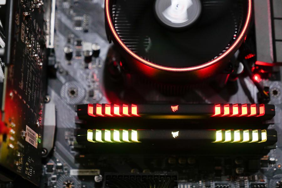 Corsair Vengeance RGB 16GB-10