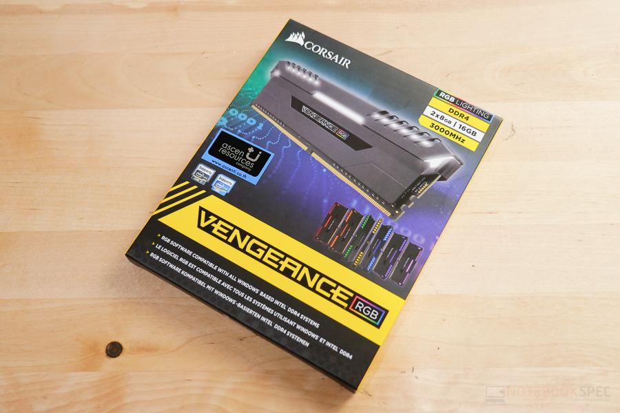 Corsair Vengeance RGB 16GB-2