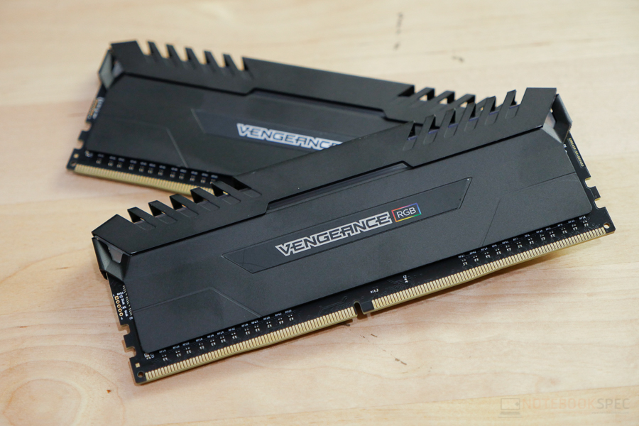 Corsair Vengeance RGB 16GB-4