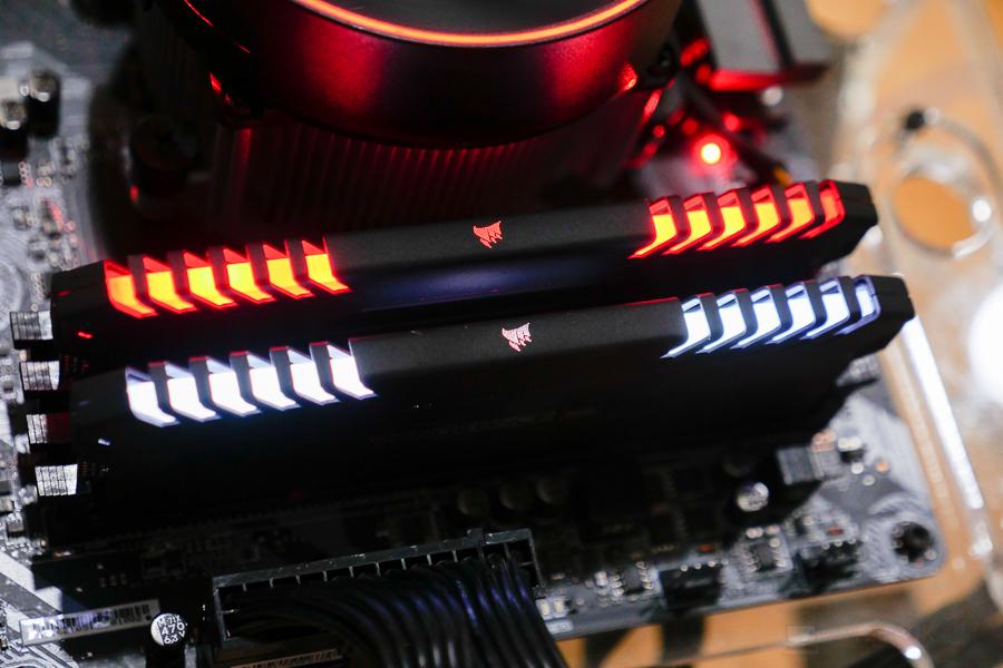 Corsair Vengeance RGB 16GB-9