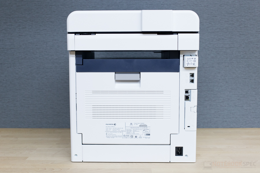 Fuji Xerox DocuPrint CM315Z Colour Laser MFC Printer-1