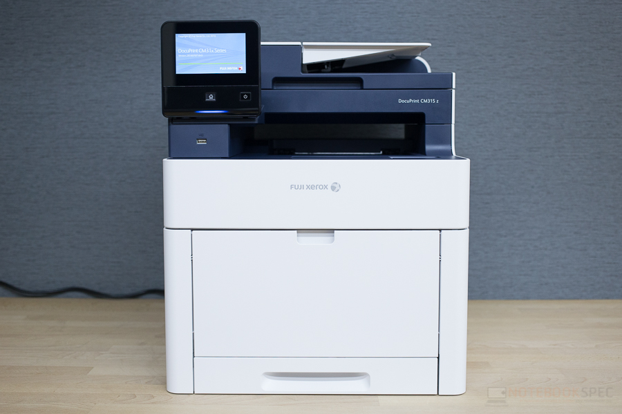 Fuji Xerox DocuPrint CM315Z Colour Laser MFC Printer-28
