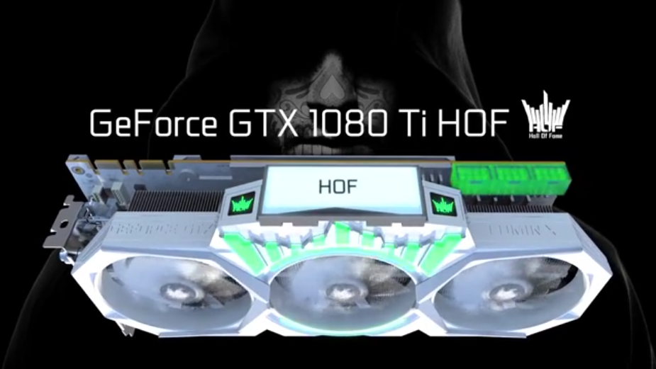 GALAX GeForce GTX 1080 Ti HOF 600 08