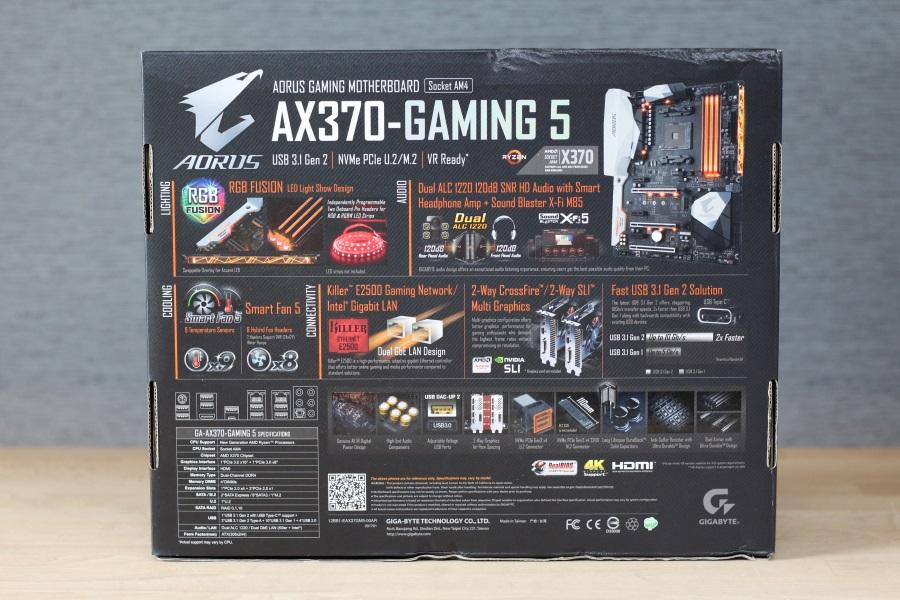 GIGABYTE AX370-Gaming 5 (5)