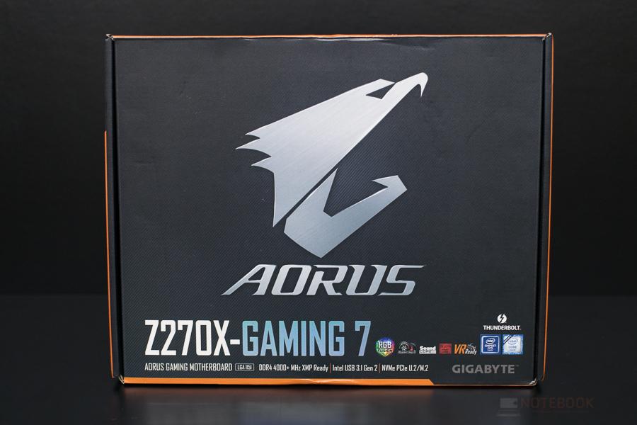 Gigabyte Z270X-Gaming 7-1