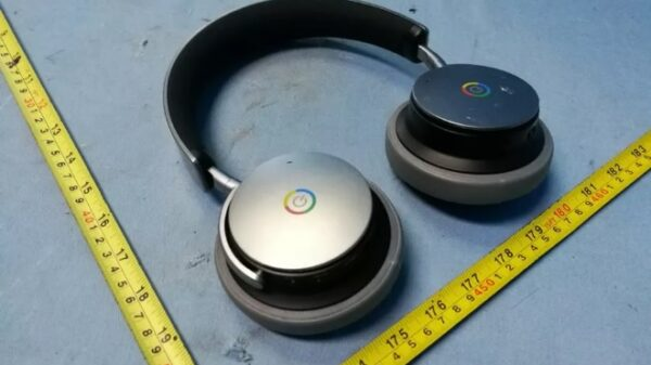 Google GID5B headphone for employee 600 01