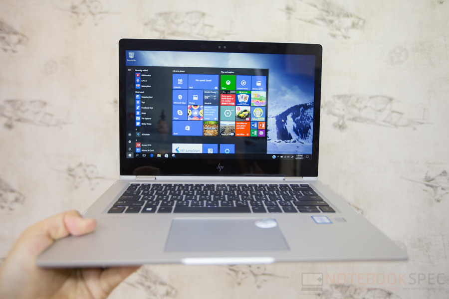 HP EliteBook x360 1030 G2 Review-70
