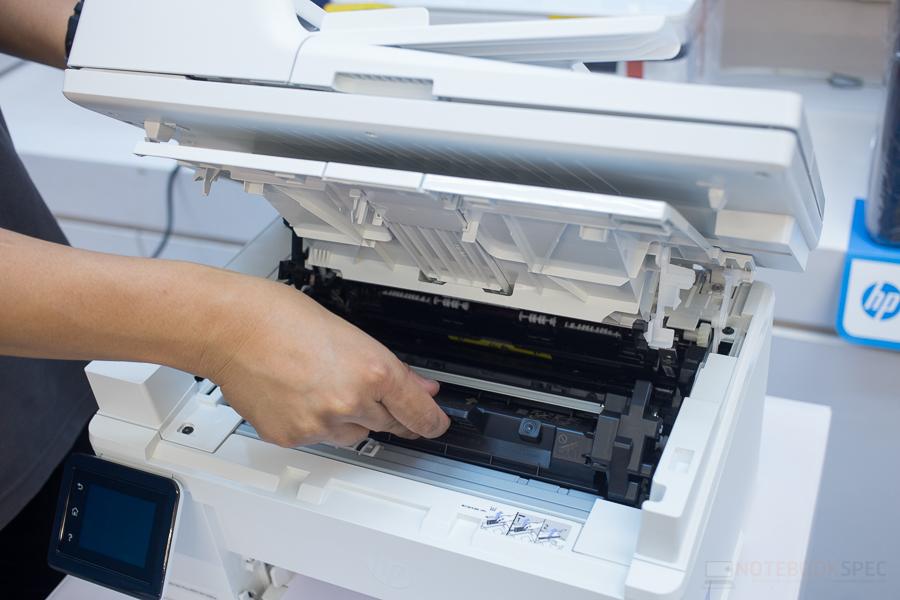 HP Laser Pro MFP M130FW-9