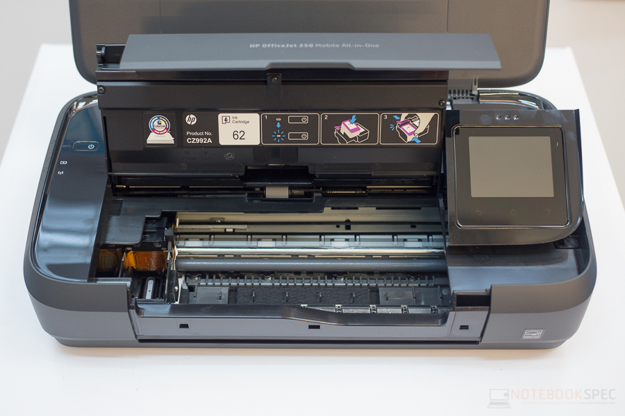 HP Office JET 250 Mobile-14