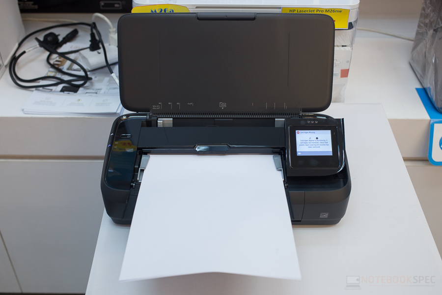 HP Office JET 250 Mobile-21