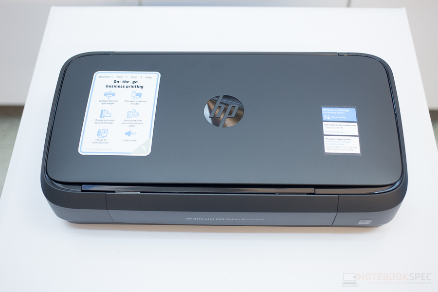 HP Office JET 250 Mobile-6