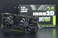 INNo 3D Geforce GTX 1060 22