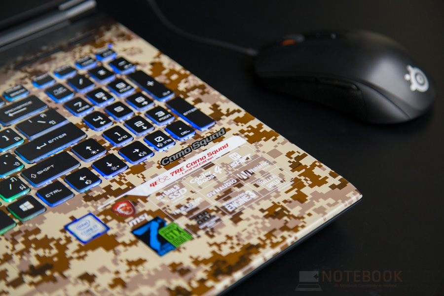 MSI GE62 7RE Camo Squad Review-51