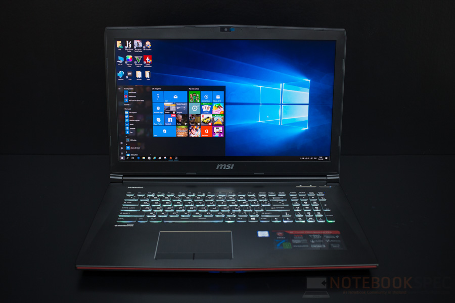 MSI GE72MVR 7RG APACHE PRO - 029XTH Review-1