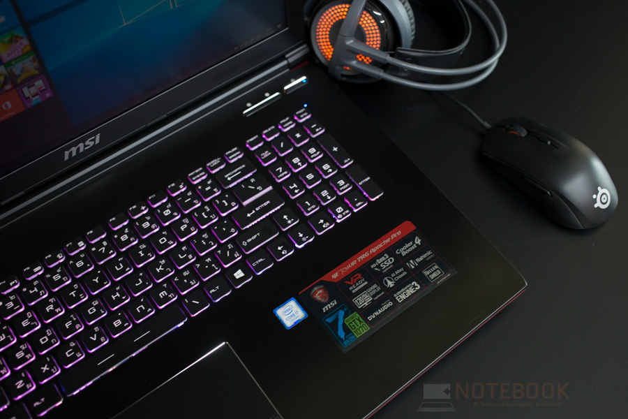 MSI GE72MVR 7RG APACHE PRO - 029XTH Review-51