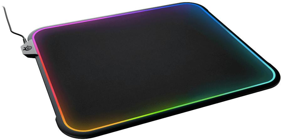 QcK Prism Mouse Mat - 360º RGB Illumination 600 01