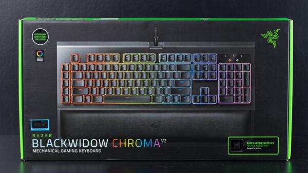 Razer Black Window x Chroma V2 1