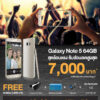 Samsung Galaxy Note 5 promotion Apr17