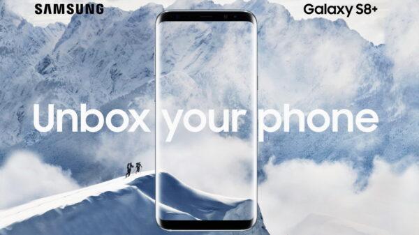 Samsung Galaxy S8 600