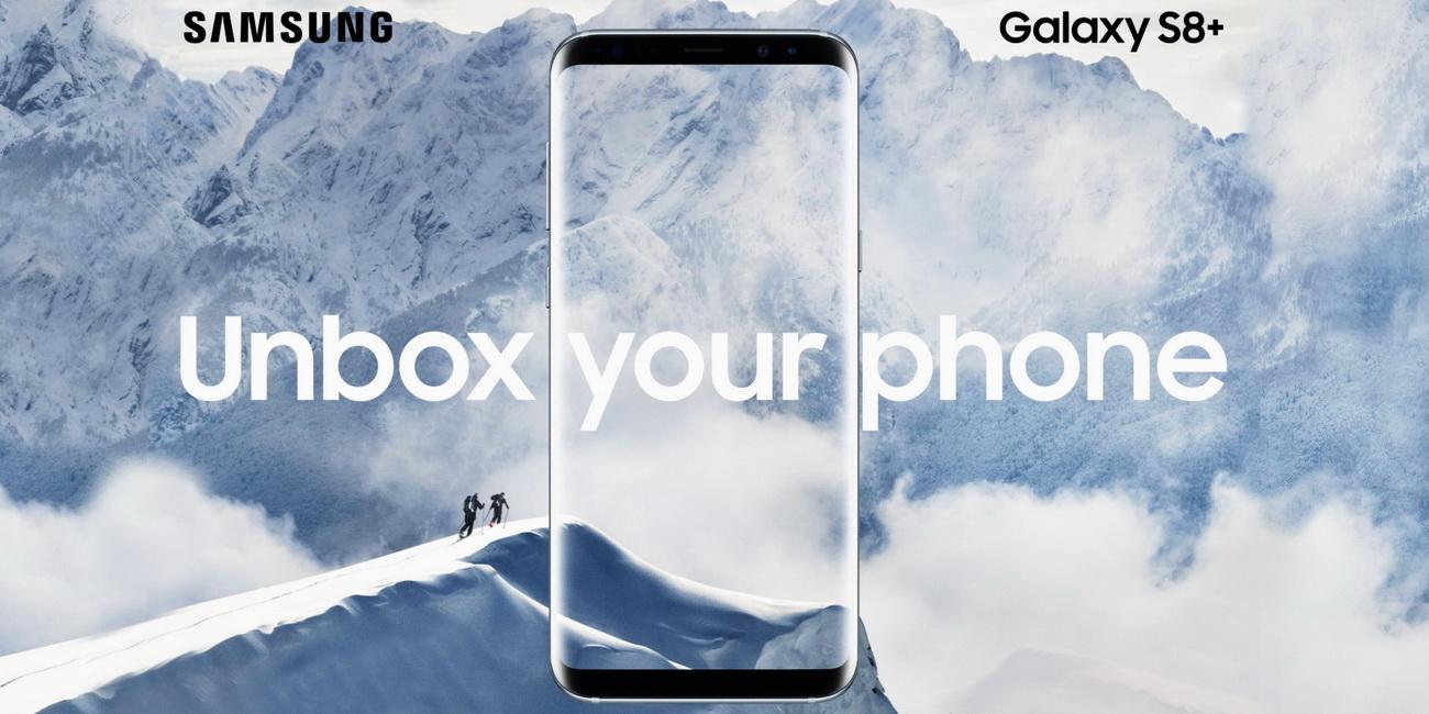 Samsung Galaxy S8+ 600