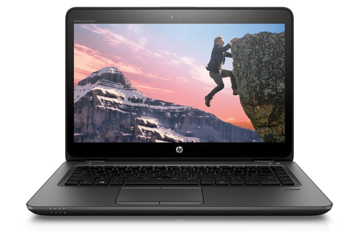 The ZBook 14u 600