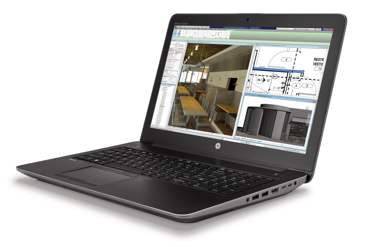 The ZBook 15 600