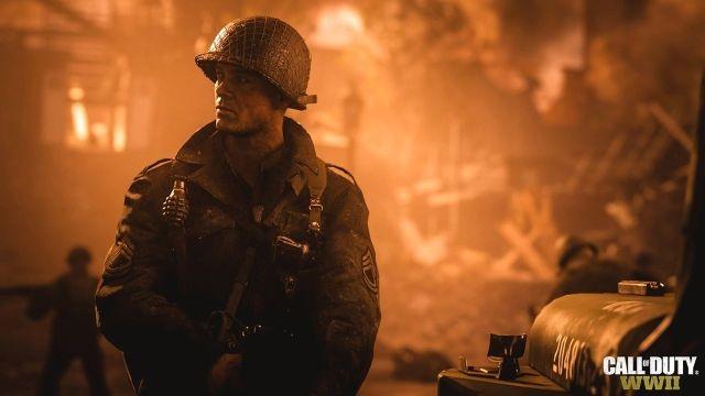 [Game 2017] ตัวอย่างแรกของ Call of Duty: WW II ย้อนยุคสงครามโลกครั้งที่สองอีกครั้งพบกัน 3 พฤศจิกายน!