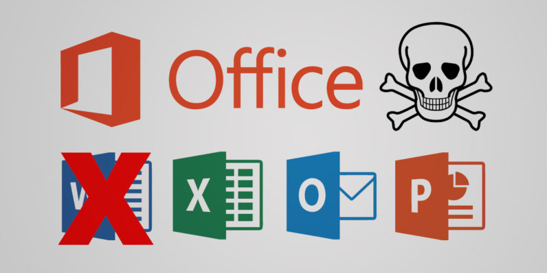 malware on MS office 600