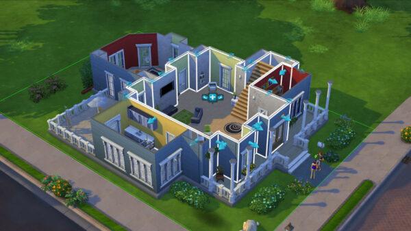 ts4 build 4