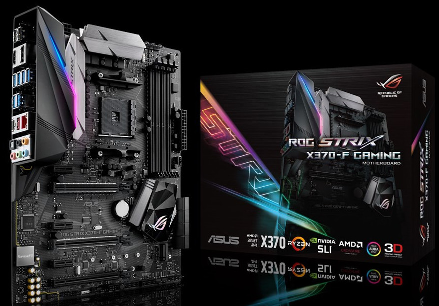 ASUS ROG STRIX X370-F Gaming Motherboard 600 01