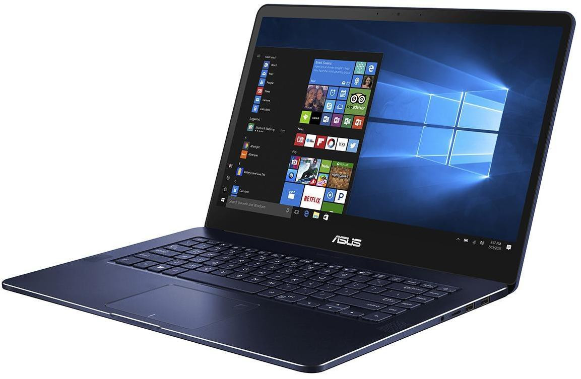 ASUS Zenbook Pro 600 02