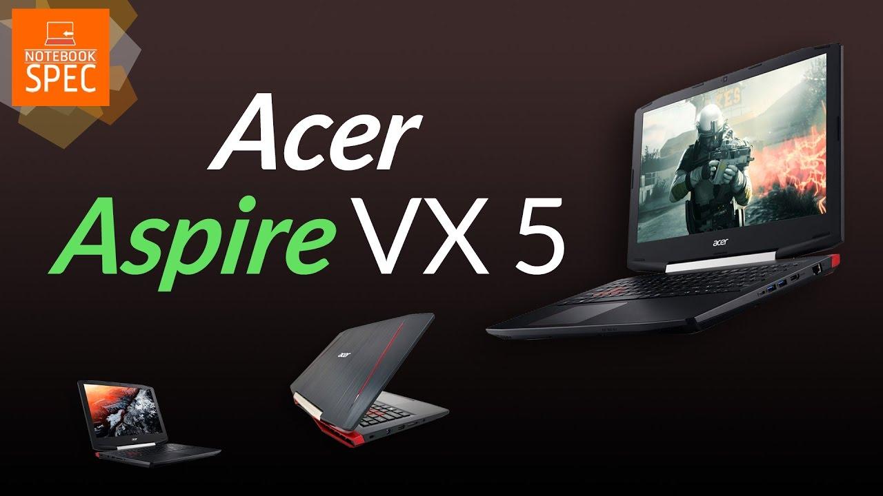 Acer vx5 th