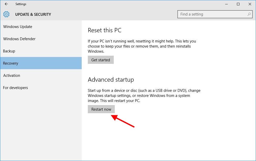 Automatic Repair Windows10 2