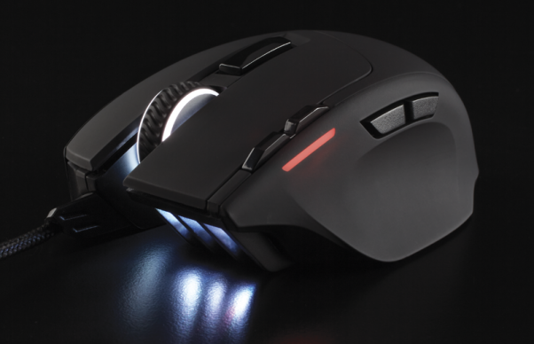 Corsair Gaming Sabre RGB Optical and Laser Sensor Mice
