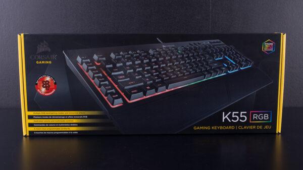 Corsair K55 RGB 1