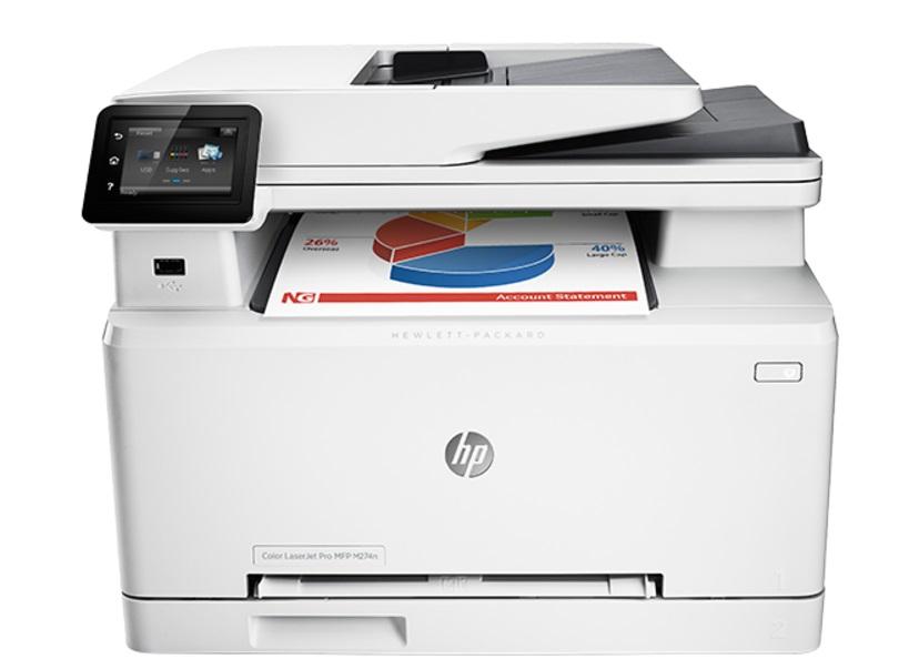 HP LaserJet Color Pro MFP M274n-1