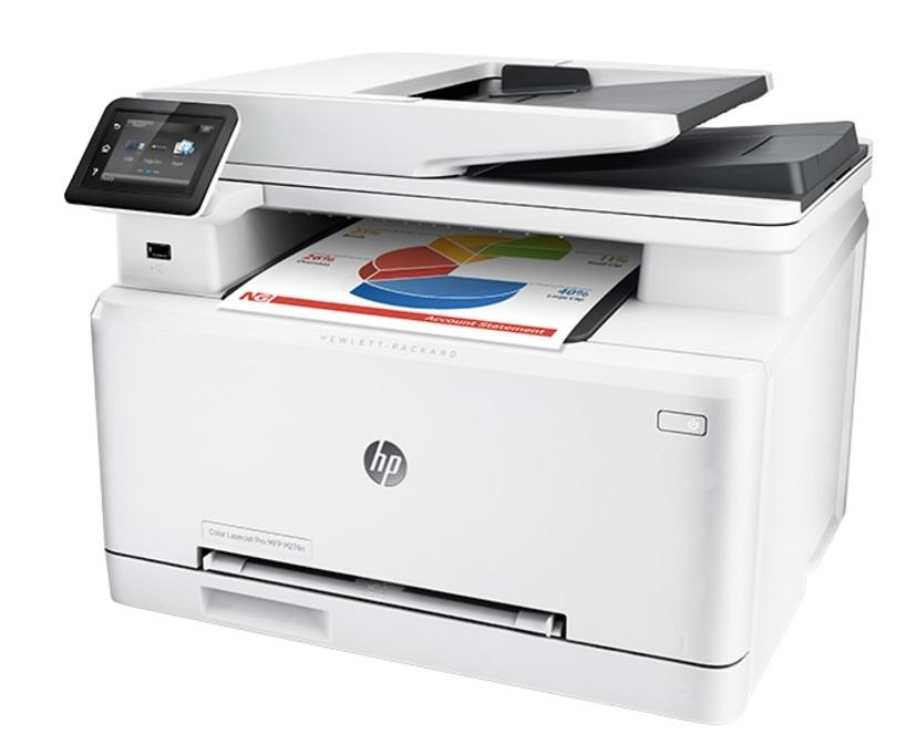 HP LaserJet Color Pro MFP M274n-2